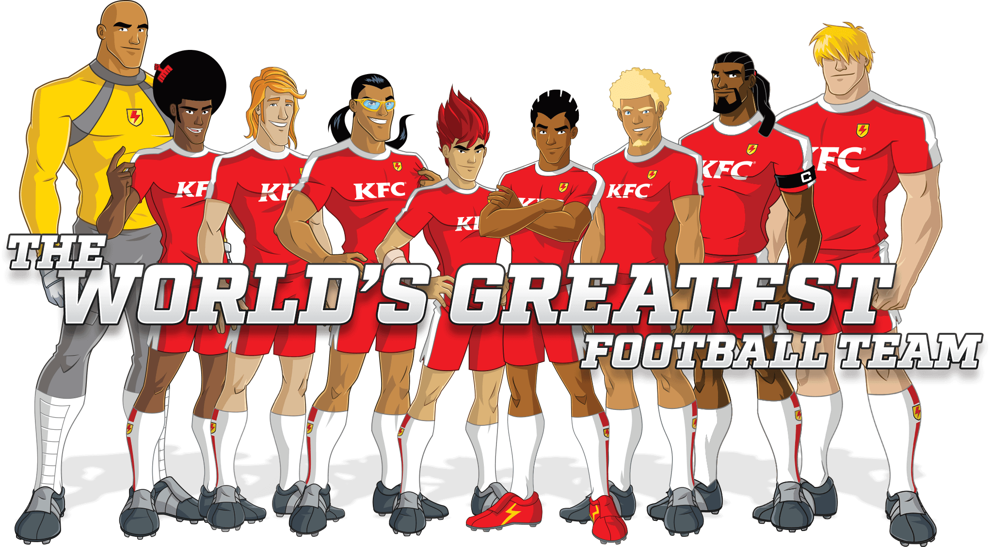 The Worlds greatest football team